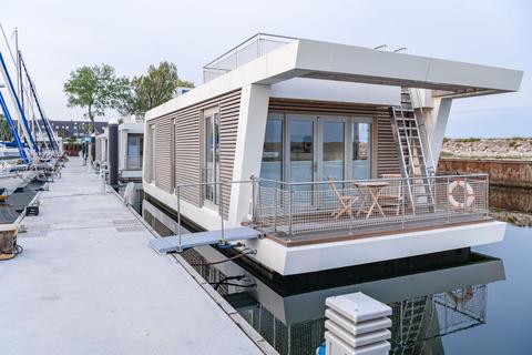 A-Type Das Ferienhaus auf dem Wasser