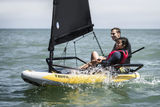 TIWAL 3 SMALL SAILBOAT - YOUR BOAT FITS IN YOUR CAR'S TRUNK