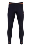Thermoactive unisex leggings BIOLINE with silver ions