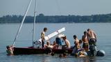 Der Pirat als Jugendboot