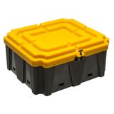 Double battery box ≥ 200 Ah