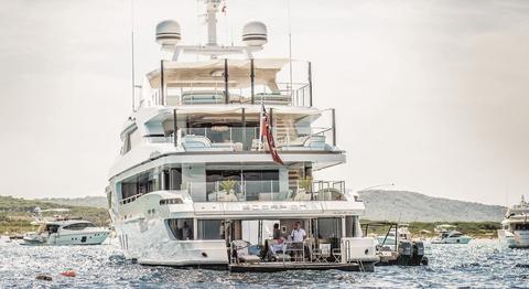 Sanlorenzo 46Steel Sanlorenzo Yachts