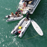 Takacat Katamaran-Schlauchboote