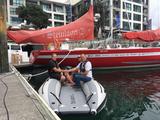 Takacat Schlauchboot T420LX 5