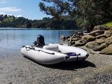 Takacat 240L/280L - The foldable catamaran inflatables
