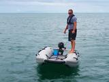 Takacat 300LX catamaran inflatables