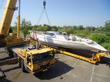 KMY Il Moro di Venezia III Aluminium Sailing Yacht Refit 6