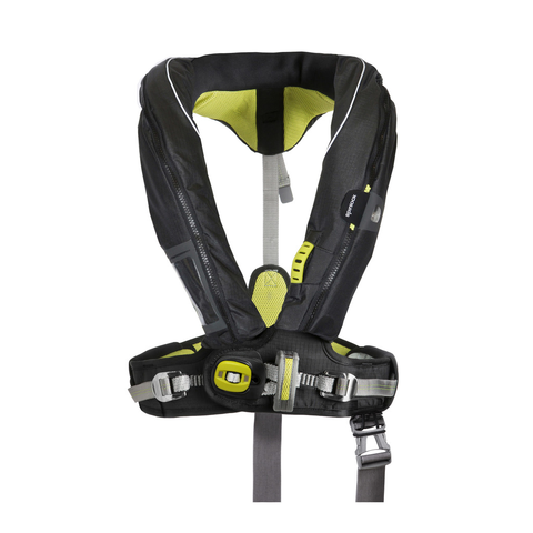 DURO+ 275N LIFEJACKET WITH DECK SAFETY HARNESS