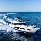 Ferretti Yachts 670 1