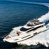Ferretti Yachts 780 1