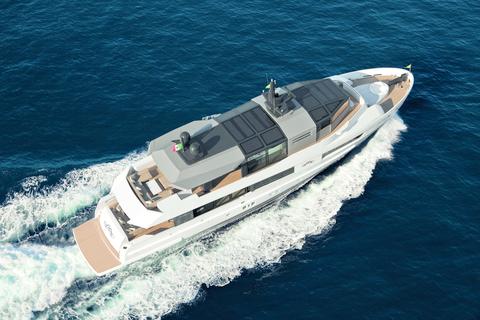 Arcadia Yachten A115