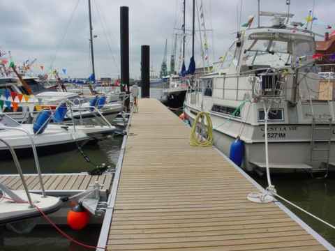 Yachtstege