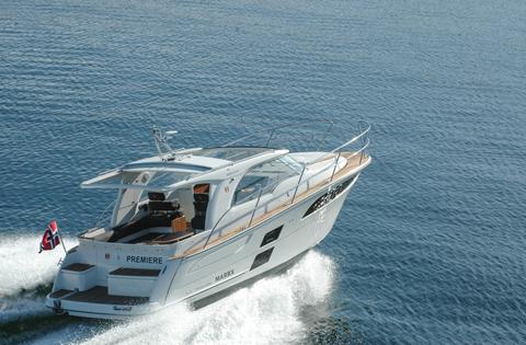 marex 310 sun cruiser