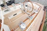 Interior Hutting 50 custom built yachts