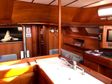 Aluminium sailingyacht Hutting 45 MA 17