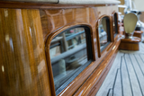 Hutting yachts refit truly classic 2