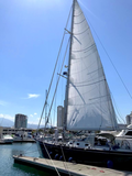 Aluminium sailingyacht Hutting 45 MA 3