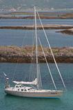 Hutting 54 Polaris - Explorer sailing Yacht in Greenland