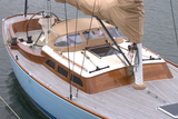 morris 1 hutting yachts refit