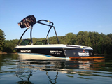 MT1 WAKEBOARD TOWER - Gloss Black