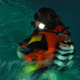 Seareq DIVETY at the surface