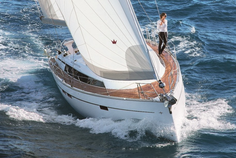 Bavaria Cruiser 46 Style (Werftfoto)