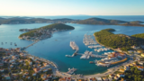 Heimathafen - Marina Frapa, Rogoznica, Kroatien