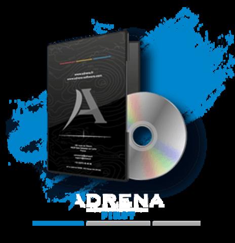 Adrena first white