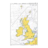 ADMIRALTY CHART 2 BRITISH ISLES