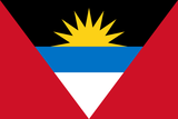ANTIGUA & BARBUDA COURTESY FLAG