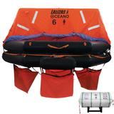 Liferaft SOLAS OCEANO, Throw Over board
