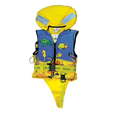 Child's Lifejacket, Chico 100N, ISO 12402-4