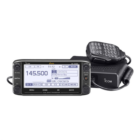 VHF/UHF-DUALBAND-DIGITAL-TRANSCEIVER ID-5100E