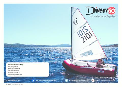 DinghyGo brochure 2020 DE jan2020