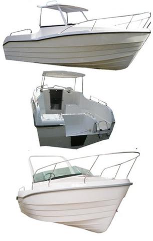 necko 535 motorboot