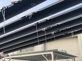 Carbon masts 2