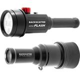 Backscatter Mini Flash 1 & Optical Snoot Combo Package