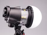 Dome Diffuser Pro for Sea&Sea YS-D2 / YS-D1 strobe - back