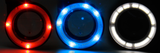 WeeFine Ring Light 3000 - white - red - blue