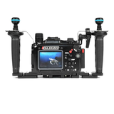 Nauticam NA-RX100V Pro Package for Sony RX100V / VA - back
