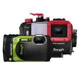 Underwatercamera kit: Olympus Tough TG-870 + PT-057