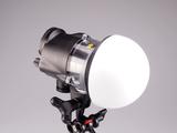 Dome Diffuser Pro for Sea&Sea YS-D2 / YS-D1 strobe - front