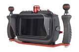 Hugyfot Vision Xs housing for GoPro HERO7/6/5 - back