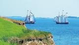 Rad Segeln Ostsee