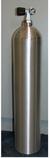 Aluminium Tauchflasche 11,1 Liter 80cft komplett mit Monoventil