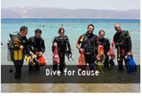Dive for Cause