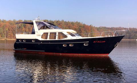 Motoryacht MS Franziska