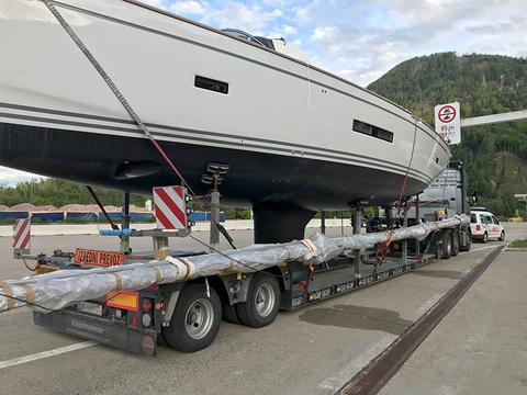 Vessel Transport