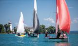 Entspanntes segeln lernen vor traumhafter Kulisse