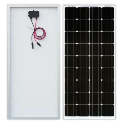100W Monokristallin-Solarpanel